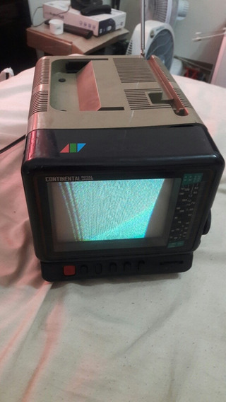 Tv De Tubo Colorida 5 Polegadas