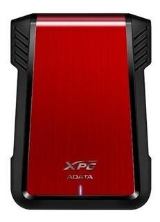 Case Externo Carry Disk Disco Hhd Ssd 2,5 Adata Ex500 3.1