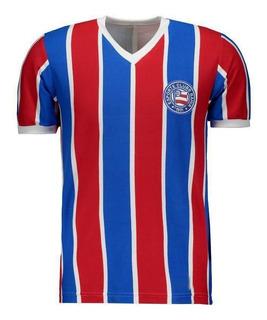 Camisa Retrô - Bahia Listrada- 1988