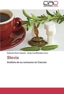 Libro Stevia - Nuevo