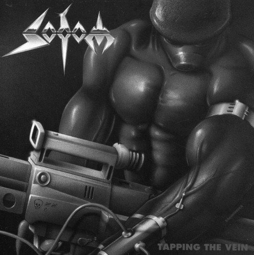 Cd : Sodom - Tapping The Vein (germany - Import)