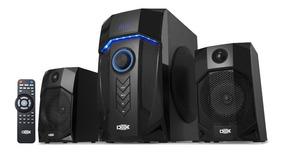 Cx Som Subwoofer 2.1ch 40wrms Bivolt C/bluetooth,radio