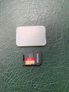 Tarjeta De Memoria Sandisck Extreme Plus Micro Sd 64gb V30