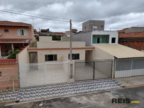 Imagem 1 de 12 de Casa Com 2 Dormitórios À Venda, 78 M² Por R$ 259.000,00 - Terras De São João - Salto De Pirapora/sp - Ca1808