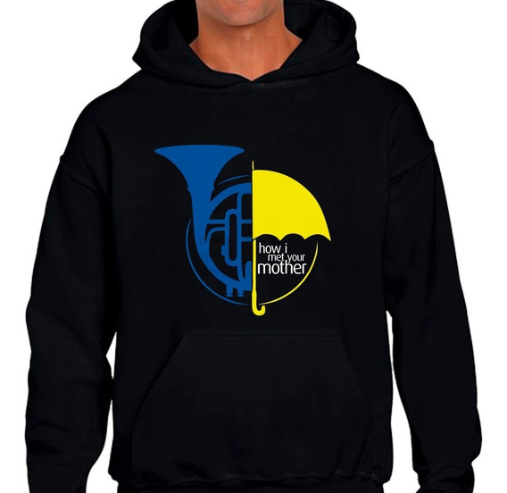 Sudadera Con Capucha How I Met Your Mother