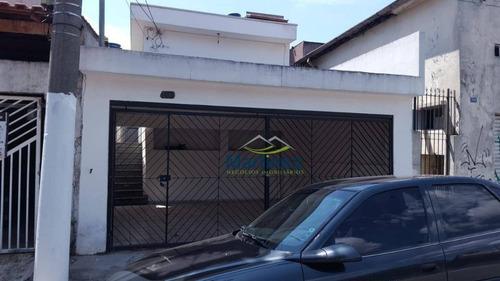 Casa Com 2 Dormitórios, 100 M² - Venda Por R$ 450.000,00 Ou Aluguel Por R$ 1.800,00/mês - Parque São Lucas - São Paulo/sp - Ca0406