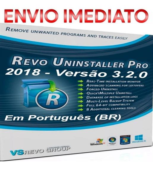 Revo Uninstaller Pro Versão 3.2.0 + Video Instalação + Key
