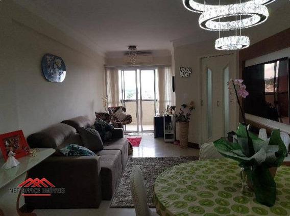 Apartamento Com 2 Dormitórios À Venda, 75 M² Por R$ 350.000 - Condomínio Portal Dos Ipês - Parque Industrial - São José Dos Campos/sp - Ap1584