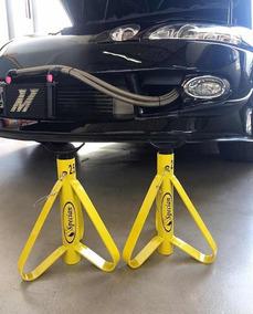 Kit C/ 2 Peças Cavalete P/ Veículos 2,5 Toneladas Automotivo
