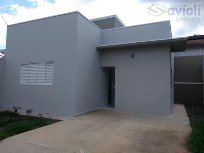 Casa Para Venda Em Mogi Guaçu, Jardim Ipê V, 2 Dormitórios, 1 Banheiro, 2 Vagas - C618