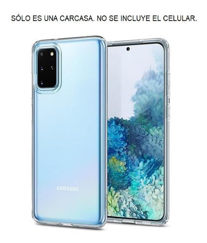 Samsung Galaxy S20 Plus Spigen Liquid Crystal Carcasa Case