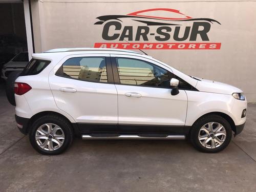 Ford Ecosport 1.6l Titanium 110cv 4x2 Mt 5 Puertas