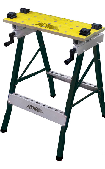 Mesa De Trabajo Portátil 60cm Multiposiciones Bases Plegable