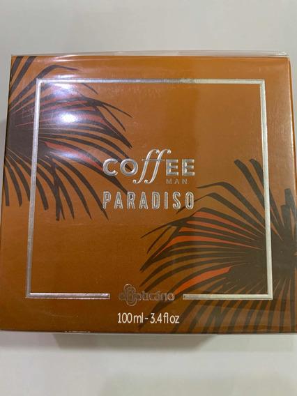 Coffee Man Paradiso Raridade