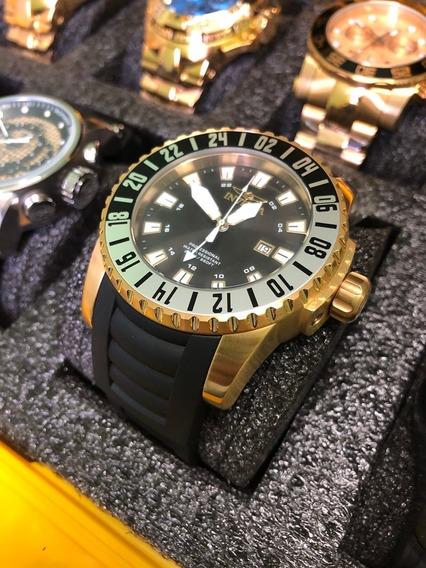 Relógio Invicta Pro Diver Gmt 19684 Original R$1299