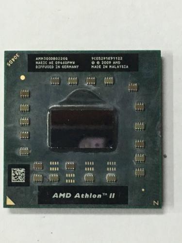Processador Amd Athlon Ii M300 Socket S1 (s1g3)
