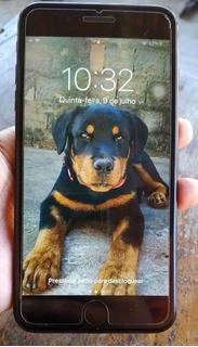 iPhone 7plus 128gb Jetblack