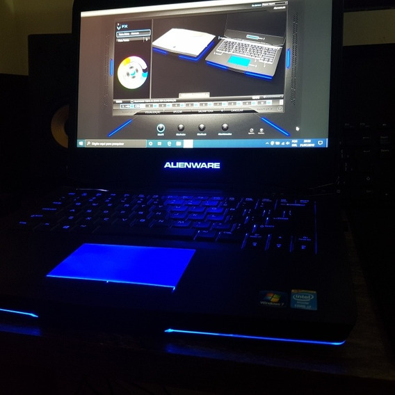Notebook Gamer Alienware 14 I7 8gb Ssd 80gb 500g Hd Gtx 765m