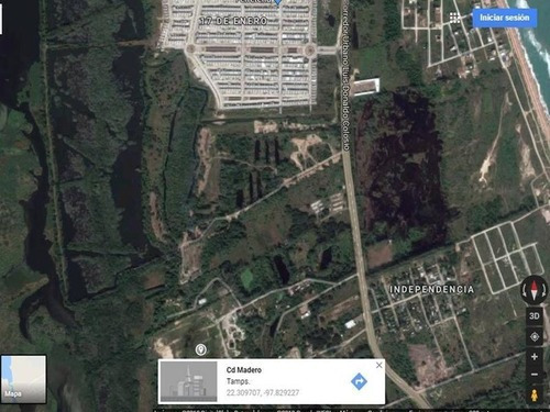 Terreno En Venta Corredor Urbano Cd Madero Tamaulipas