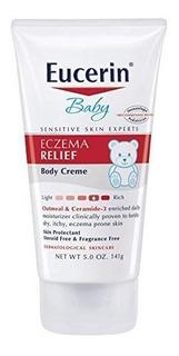 Eucerin Baby Crema Para Dermatitis Eccematosa Piel Seca Beb