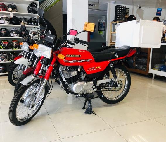 Motocicleta Suzuki Ax100 2020