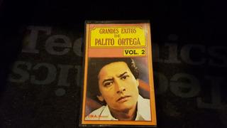Palito Ortega Grandes Exitos Vol. 2 Cassette Original Ex