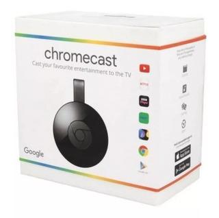 Google Chromecast 2 Gen Smart Tv Hdmi Netflix
