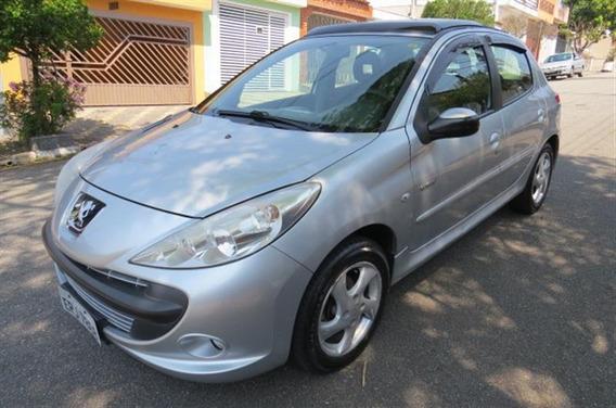 Peugeot 207 1.4 Quiksilver 8v Flex 4p Manual 2010/2011