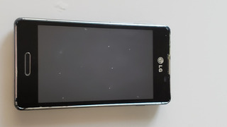 Smartphone LG E450f - Defeito - Para Retirada De Peças