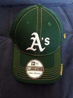 Boné New Era Oakland Athletics,s/ Uso,de Coleção .