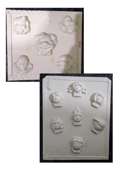 Moldes Plásticos Para Yeso Souvenirs Jabones Bombones Velas