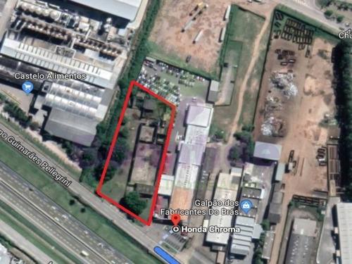 Imagem 1 de 1 de Área Industrial, Marginal Da Anhanguera, Jundiaí - Ar00058 - 34467111