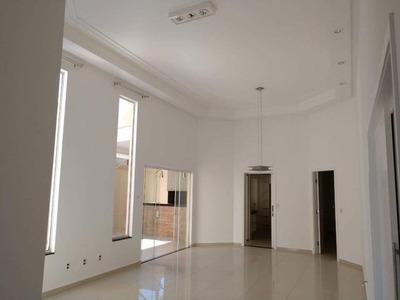 Casa Com 3 Dormitórios À Venda, 192 M² Por R$ 830.000 - Residencial Gaivota I - São José Do Rio Preto/sp - Ca1977