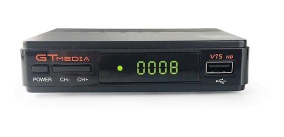 Receptor De Tv Via Satelite Freesat V7s Hd Cs 30 Dias Grátis