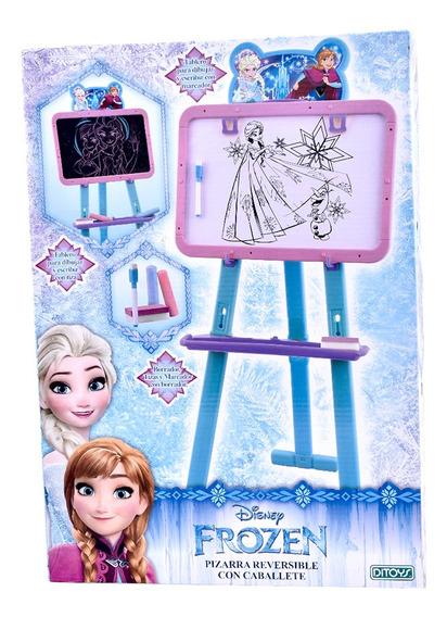 Frozen Pizarra Reversible Ditoys Cuotas