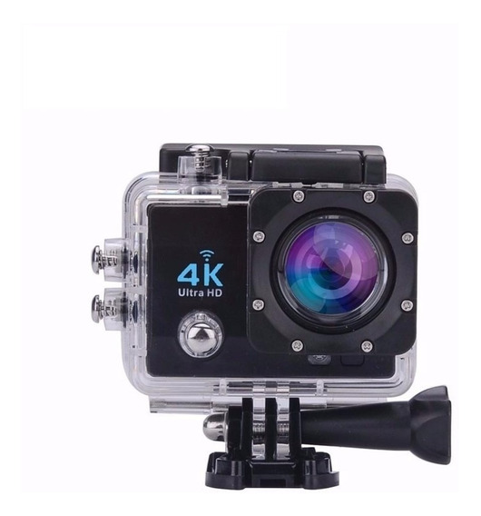 Câmera Action 4k Sports A Prova D