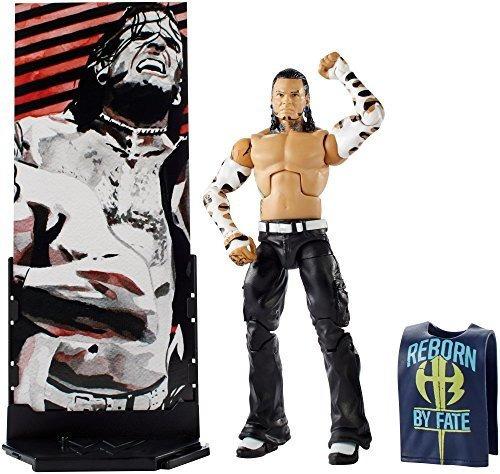 Wwe Jeff Hardy Elite Collection - Figura De Acción