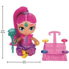 Brinquedo Para Menina Shimmer And Shine Genias Magic