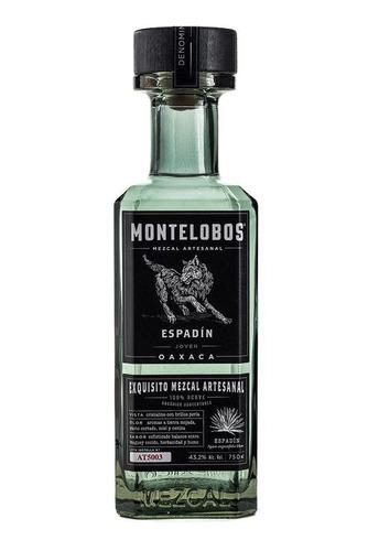 Mezcal Montelobos Joven Espadin 750 Ml