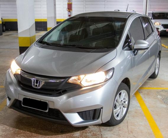 Honda Fit Lx 1.5 Automático - 2016