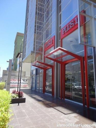 Vendo Oficina Nueva Amoblada En Edificio Plus I