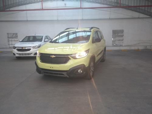 Chevrolet Spin 1.8 Activ Ltz 5as 105cv Entrega Inmediata