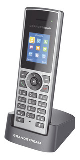 Teléfono Inalámbrico Dect Gama Media Para Sistemas De Voz Ip