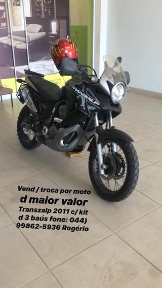 Transalp Xl700 2011
