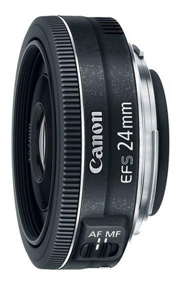 24mm Stm 2.8 Canon Seminova