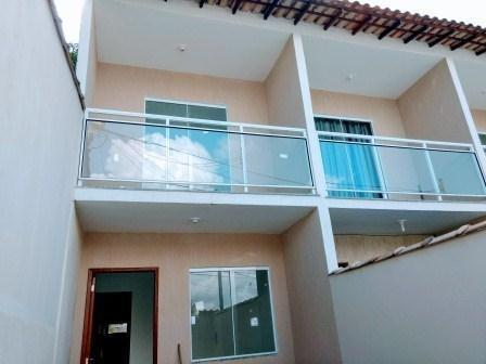 Casa Em Raul Veiga, São Gonçalo/rj De 70m² 2 Quartos À Venda Por R$ 140.000,00 - Ca427788