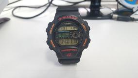 Relógio Casio G-shock Dw6100 Série Ouro