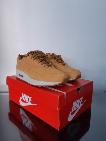 Air Max 1 Premium Wheat Original