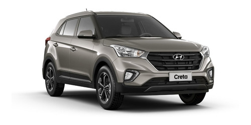 Hyundai Creta Smart Plus 1.6 Automático 21/21