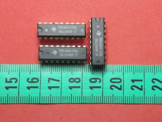Memoria Ram Tms4416-15nl 4-bit Dynamic Ram